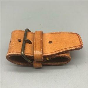 Authentic 1980's vintage Louis Vuitton strap